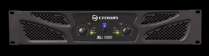 CROWN XLI-1500 POWER AMPLIFIER
