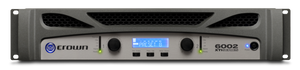 CROWN XTI-6002 POWER AMPLIFIER | Zoso Music