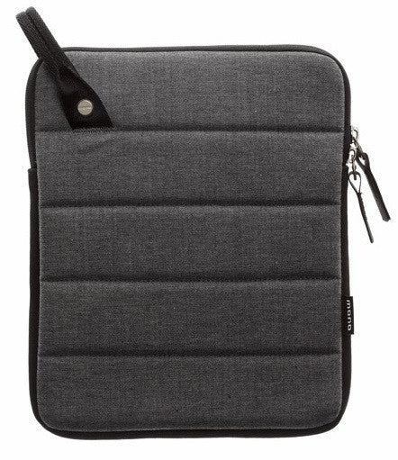 MONO LOOP IPAD CASE, ASH