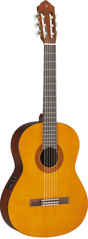 YAMAHA CX40 FULL SIZE ELECTRO NYLON CLASSICAL GUITAR | Zoso Music