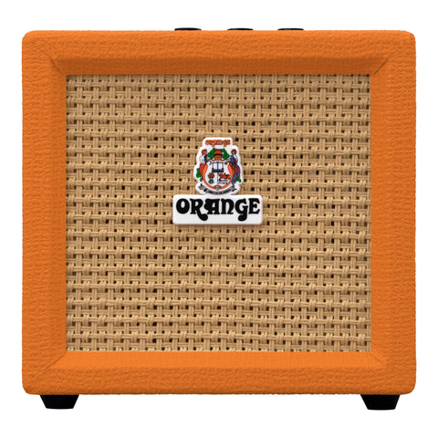ORANGE CRUSH MINI 3 WATT AMP | Zoso Music