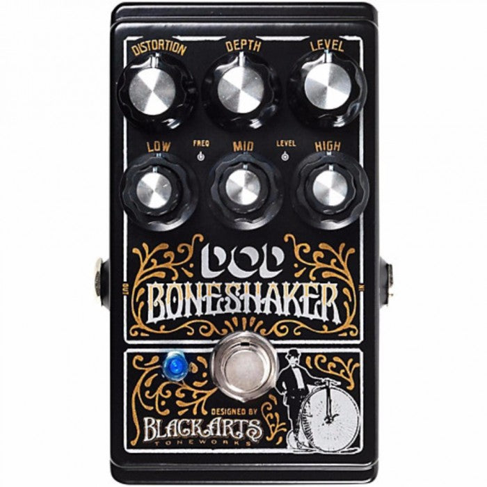 DIGITECH DOD-BONESHAKER DISTORTION GUITAR EFFECT PEDAL