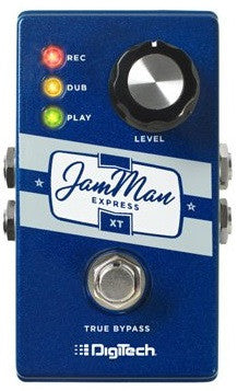 DIGITECH JMEXT JAMMAN EXPRESS XT COMPACT STEREO LOOPER PEDAL WITH JAMSYNC | Zoso Music