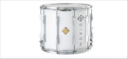 DIXON MARCHING SNARE DRUM PMSCL124 12 x 14