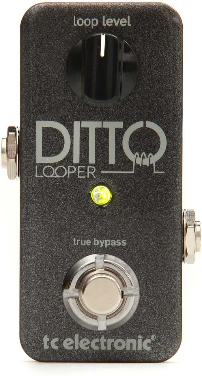 TC ELECTRONIC DITTO LOOPER GUITAR
