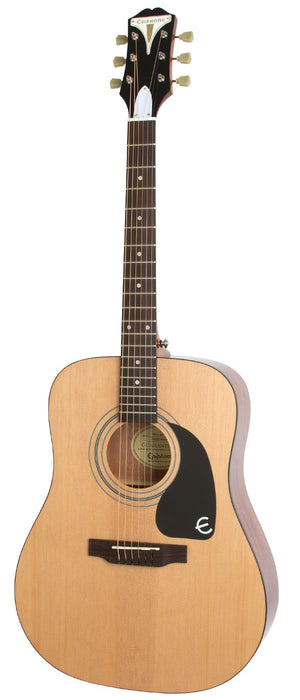 EPIPHONE PRO-1 ACOUSTIC GUITAR NATURAL LIMITED UNITS | Zoso Music