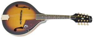 EPIPHONE MM - 30S A - STYLE MANDOLIN, ANTIQUE SUNBURST | Zoso Music