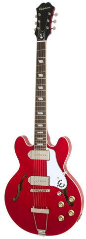 EPIPHONE CASINO COUPE ELECTRIC GUITAR, CHERRY | Zoso Music