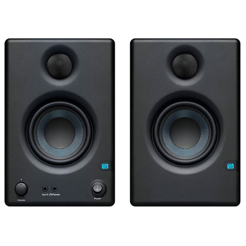 PRESONUS E35 2 WAY 3.5IN STUDIO MONITOR (PAIR)