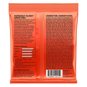 ERNIE BALL 2215 SKINNY TOP HEAVY BOTTOM NICKEL WOUND SET, .010 - .052 | Zoso Music