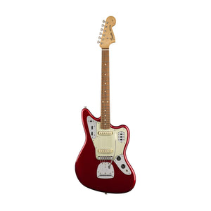 Fender Classic Player Jaguar Special Electric Guitar, Pau Ferro FB, Candy Apple Red