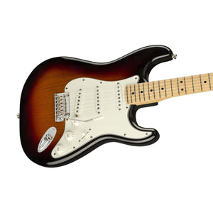 Fender Player Stratocaster Electric Guitar, Maple FB, 3-Tone Sunburst