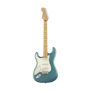 Fender Player Stratocaster Left-Handed Electric Guitar, Maple FB, Tidepool