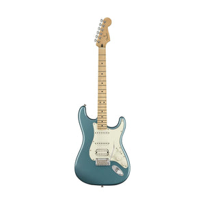 Fender Player HSS Stratocaster Electric Guitar, Maple FB, Tidepool