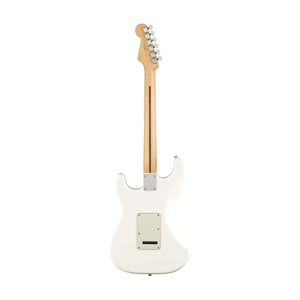 Fender Player HSS Stratocaster Electric Guitar, Maple FB, Polar White