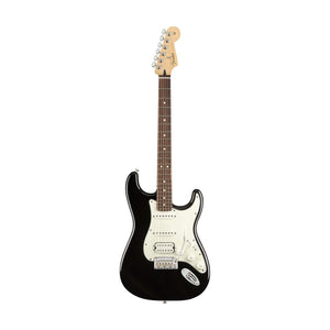Fender Player HSS Stratocaster Electric Guitar, Pau Ferro FB, Black