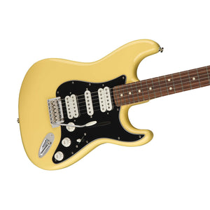 Fender Player HSH Stratocaster Electric Guitar, Pau Ferro FB, Buttercream