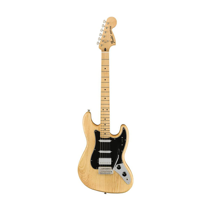 Fender Alternate Reality Sixty-Six Electric Guitar, Maple FB, Natural