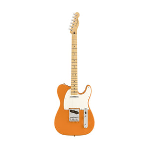 Fender Player Telecaster Electric Guitar, Maple FB, Carpri Orange