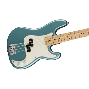 Fender Player Precision Bass Guitar, Maple FB, Tidepool