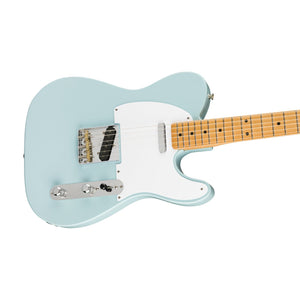 Fender Vintera 50s Telecaster Electric Guitar, Maple FB, Sonic Blue