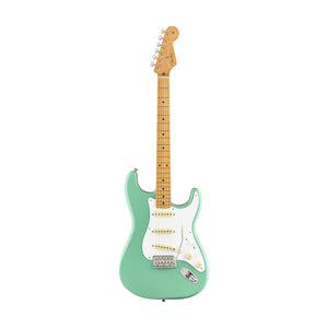 Fender Vintera 50s Stratocaster Electric Guitar, Maple FB, Sea Foam Green