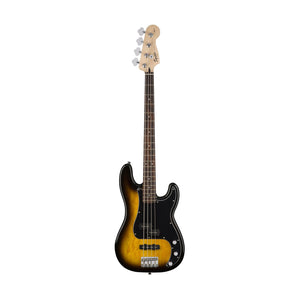 Squier Affinity Series Pj Bass Guitar Pack, Brown Sunburst Color