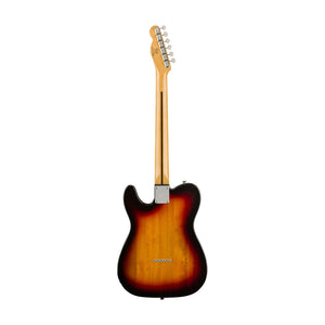 SQUIER CLASSIC VIBE 70S TELECASTER CUSTOM ELECTRIC GUITAR, MAPLE FB, 3-TONE SUNBURST