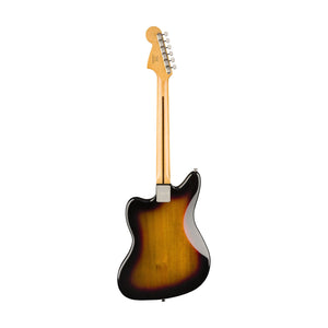 Squier Classic Vibe 70s Jaguar Electric Guitar, Laurel FB, 3-Tone Sunburst