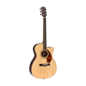 Fender PM-3 Limited Adirondack Triple-0 Acoustic Guitar w/Case, Rosewood