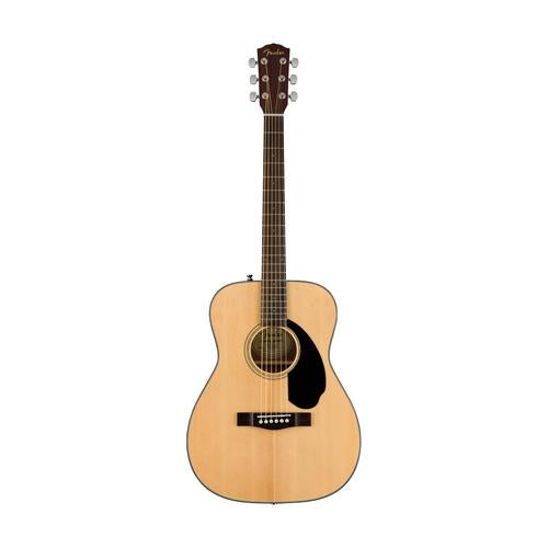 Fender CC-60S Concert Acoustic Guitar, Natural
