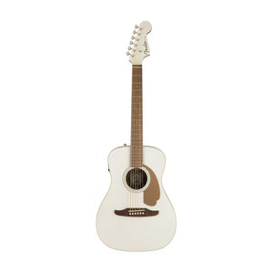 Fender Malibu Player Small-Bodied Acoustic Guitar, Arctic Gold