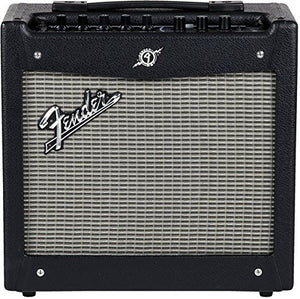 "FENDER MUSTANG I (V2) 20-WATT 1X8"" ELECTRIC GUITAR COMBO AMPLIFIER 