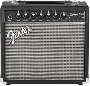 "FENDER CHAMPION 20 20-WATT 1x8"" ELECTRIC GUITAR COMBO AMPLIFIER 