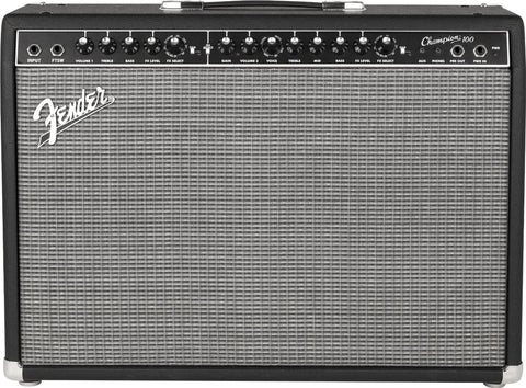 "Where to get the cheapest FENDER CHAMPION 100 100-WATT 2x12"" ELECTRIC GUITAR COMBO AMPLIFIER - S.E.A Musician"