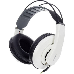 SUPERLUX HD681EVO HEADPHONE WHITE | Zoso Music