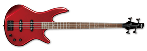 IBANEZ GSR320 4 STRING BASS GUITAR, CANDY APPLE | Zoso Music