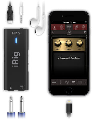 IK MULTIMEDIA IRIG HD 2 | Zoso Music