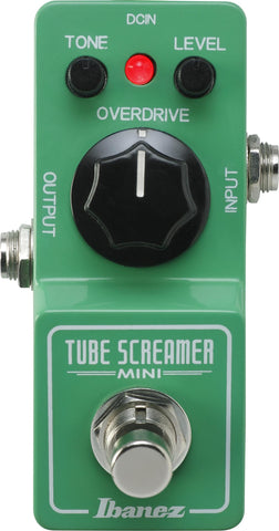 IBANEZ MINI SERIES TUBE SCREAMER | Zoso Music
