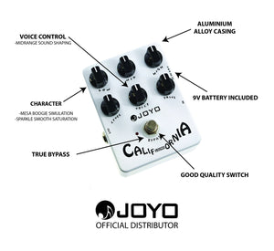 JOYO JF-15 CALIFORNIA SOUND | Zoso Music