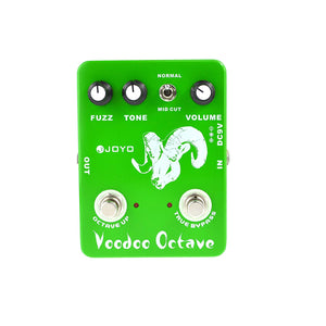 JOYO JF-12 VOODOO OCTAVE GUITAR PEDAL | Zoso Music