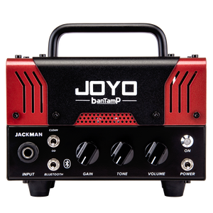 JOYO BANTAMP JACKMAN 20W TUBE AMP HEAD | Zoso Music