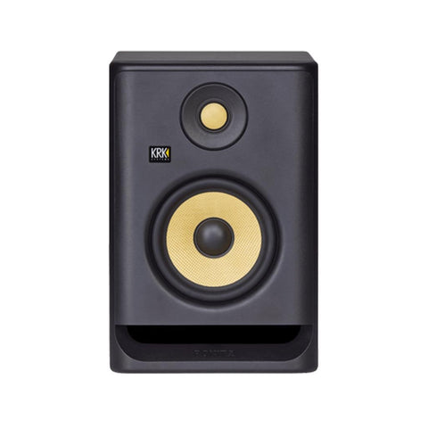 KRK RP5G4 ROKIT POWERED 5 GENERATION 4 ACTIVE STUDIO MONITORS - BLACK (EACH) | Zoso Music