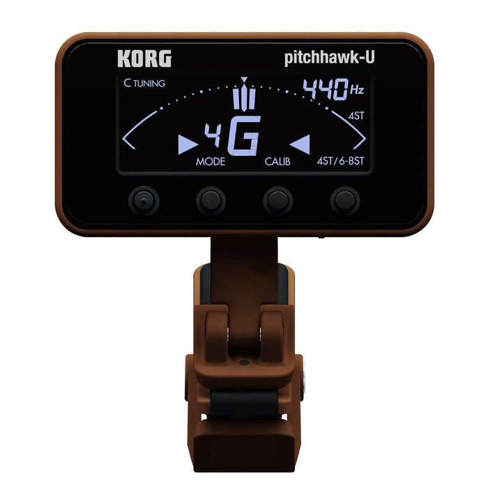 KORG AW3U PITCHHAWK CLIP ON TUNER