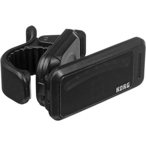 KORG PITCH CLIP PC1 PITCHCLIP CLIP-ON TUNER FOR GUITAR AND BASS | Zoso Music