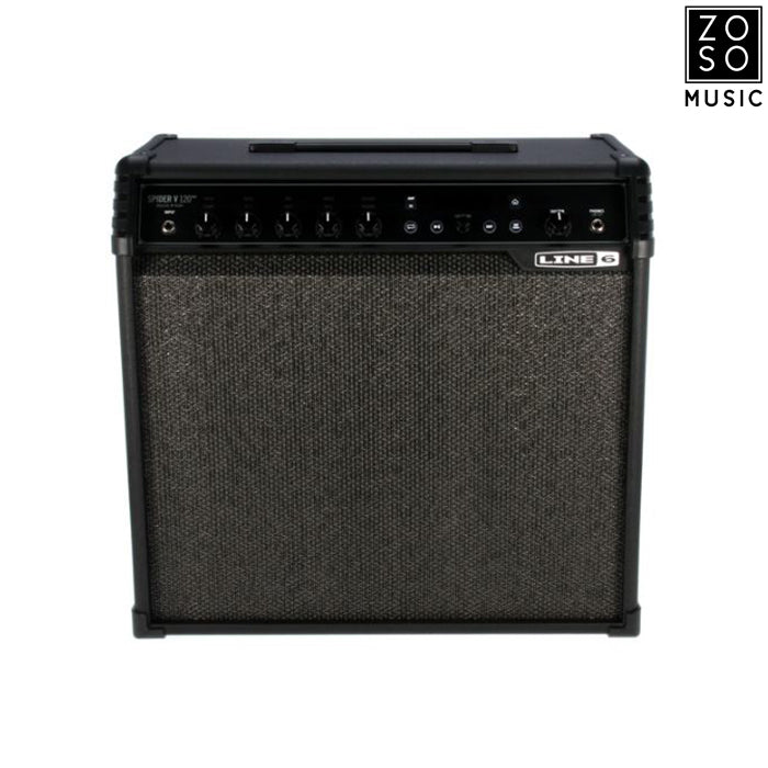 LINE 6 SPIDER V 120 MKII - 12OW 1X12 COMBO AMPLIFIERS