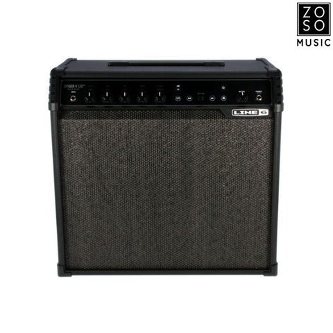 LINE 6 SPIDER V 120 MKII - 12OW 1X12 COMBO AMPLIFIERS | Zoso Music
