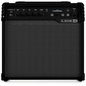 LINE 6 SPIDER V 30 GUITAR AMPLIFIER | Zoso Music