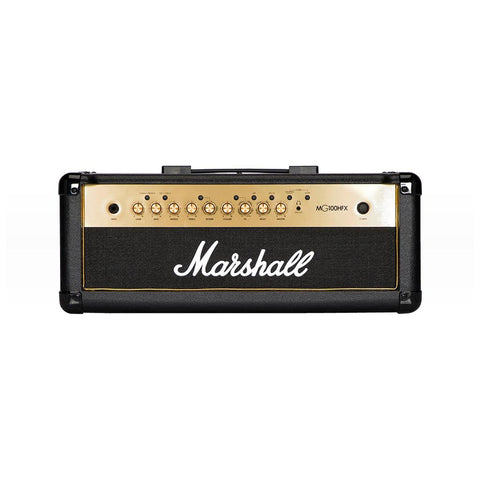 MARSHALL MG100HGFX 100W HEAD W/EFFECTS