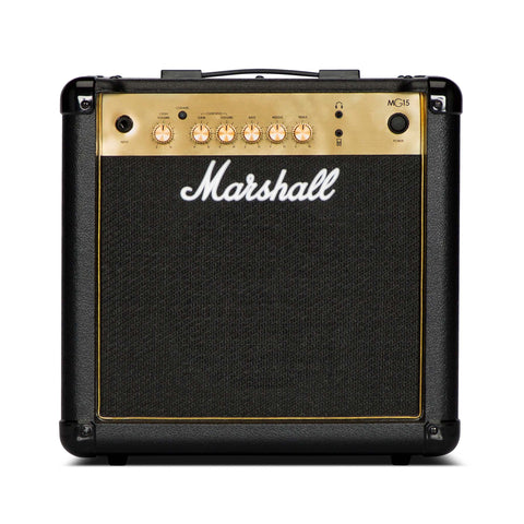 "MARSHALL MG15G GOLD SERIES 1x8"" GUITAR AMPLIFIER"